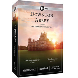 Downton Abbey: The Complete Collection - DVD