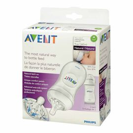 Avent Natural Bottles - 2 x 260ml