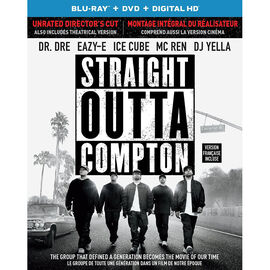 Straight Outta Compton - Blu-ray + DVD