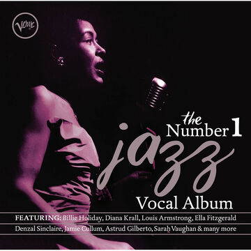 Various Artists - Number One Jazz Vocal Album - CD