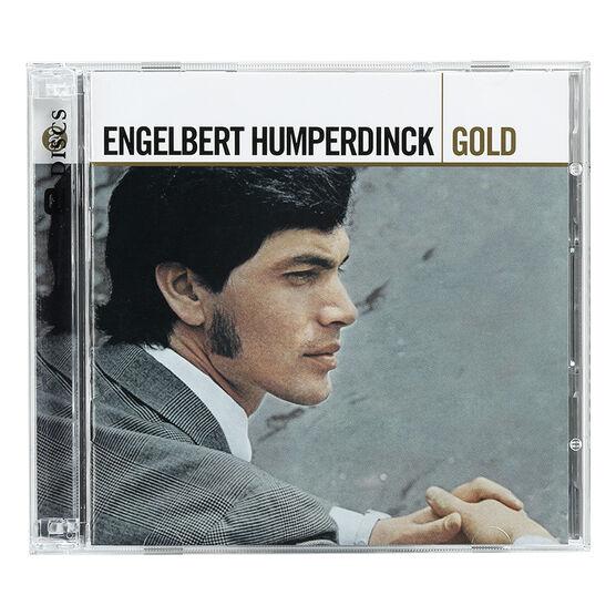 Engelbert Humperdinck - Gold - CD