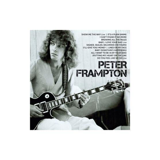 Peter Frampton - Icon - CD