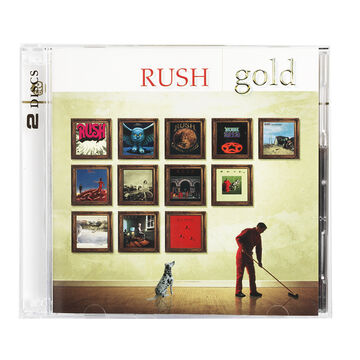 Rush - Gold - CD