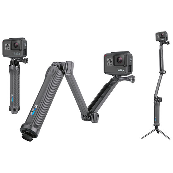 GoPro 3-Way Grip Extension Arm - GP-AFAEM-00