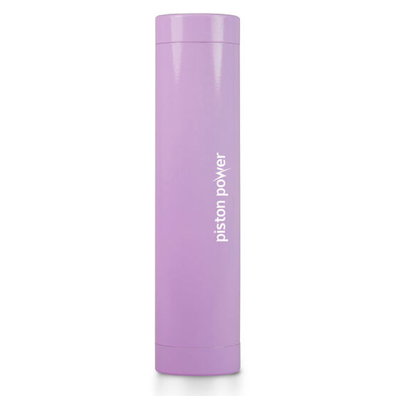 Logiix Piston Power 3400 mAh Portable Battery - Lavender - LGX12292