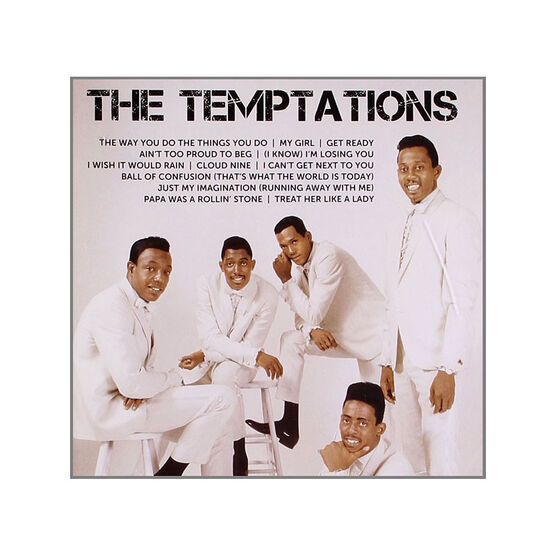The Temptations - Icon - CD