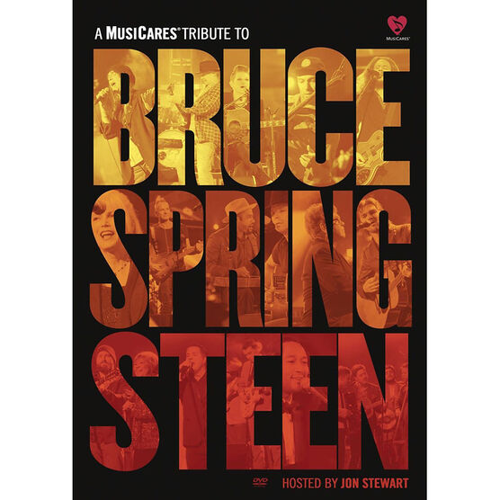 A MusiCares Tribute to Bruce Springsteen - DVD