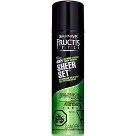 Garnier Fructis Sheer Set Hairspray - Extreme Hold - 281ml