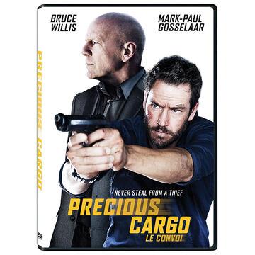 Precious Cargo - DVD