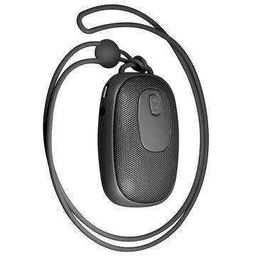 Logiix Blue Piston Nomad Bluetooth Speaker - Black - LGX11977