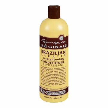 Renpure Brazilian Straightening Conditioner - 473ml