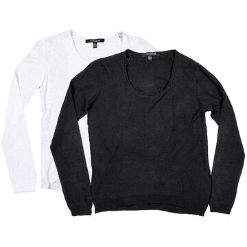 Coupe Pullover Long Sleeve Top - Assorted - S-XL