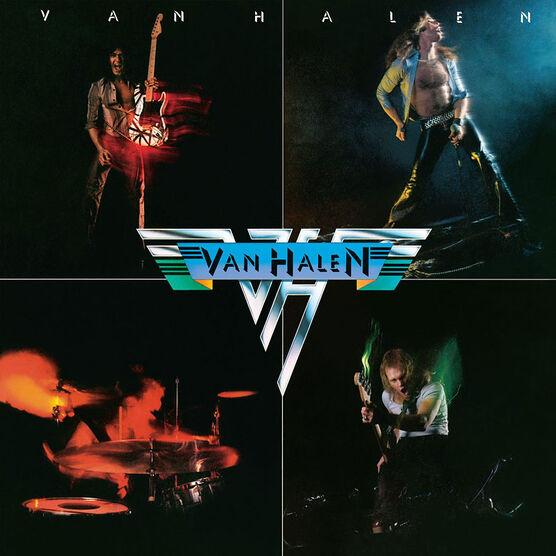 Van Halen - Van Halen (Remastered) - Vinyl