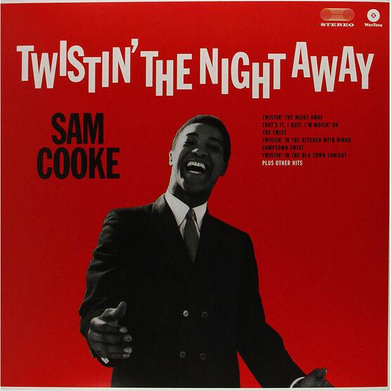 Sam Cooke - Twistin' The Night Away - Vinyl