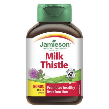 Jamieson Milk Thistle - 60's