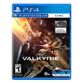 PS VR EVE: Valkyrie