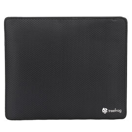 Tree Frog Game Mouse Pad - Black - 12.60 x 10.63 x 0.12inch - KLH109SB/BLK