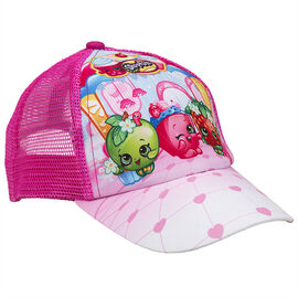 Shopkins Baseball Cap - One Size - Assorted