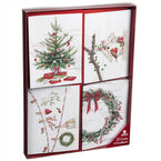 American Greeting Assorted Christmas Cards - Spirit of Xmas - 20 pack