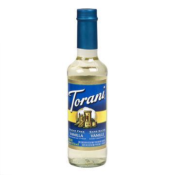 Torani Vanilla Syrup Sugarfree - 375mL - 42381