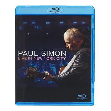 Paul Simon: Live In New York City 2011 - Blu-ray
