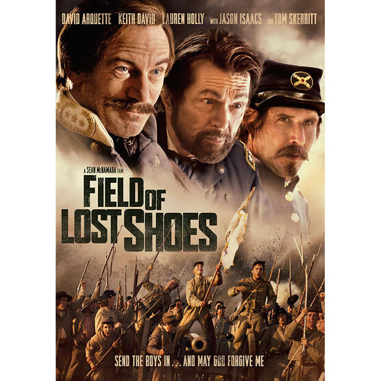 Field Of Lost Shoes - DVD