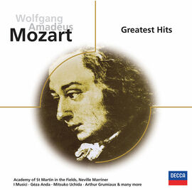 Various Artists - Mozart's Greatest Hits - CD