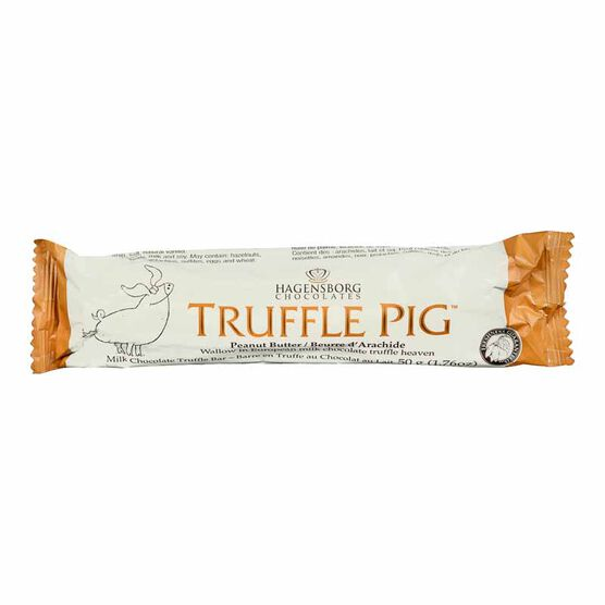 Hagensborg Truffle Pig - Peanut Butter - 50g