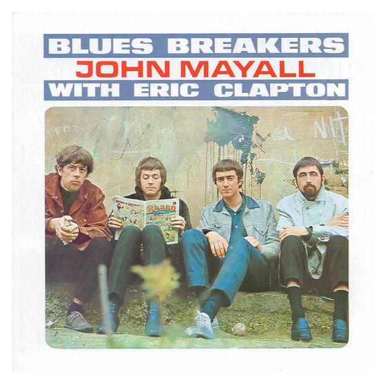 John Mayall with Eric Clapton - Bluesbreakers - CD