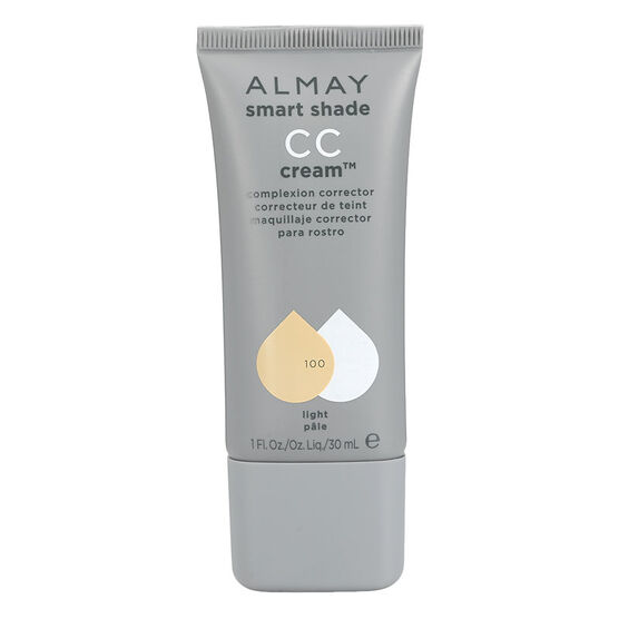 Almay Smart Shade CC Cream Complexion Corrector - Light