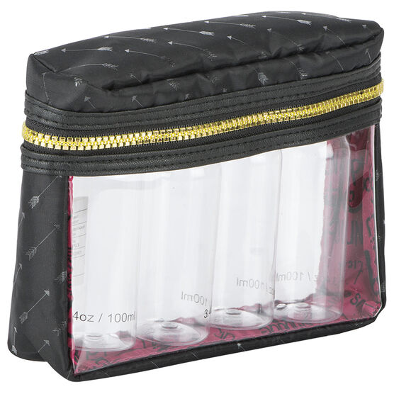 Soho Kindness Is Always Beautiful Small Organizer with Bottles