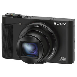 Sony HX80 Camera - Black - DSCHX80B