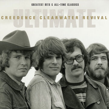 Creedence Clearwater Revival - Ultimate Creedance Clearwater Revival: Greatest Hits & All-Time Classics - CD