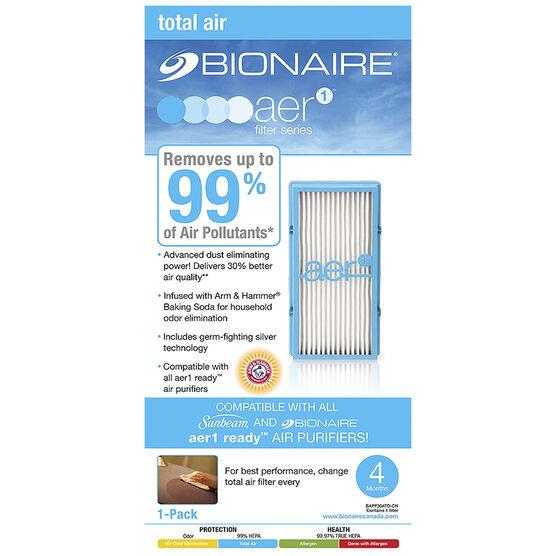 Bionaire Aer1 Total Air Filter - BAPF30AT-CN - 1 Pack