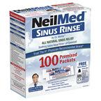 NeilMed Sinus Rinse Refills - 100's