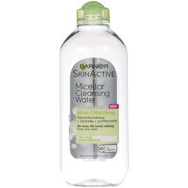 Garnier SkinActive Micellar Cleansing Water - Oily Skin - 400ml