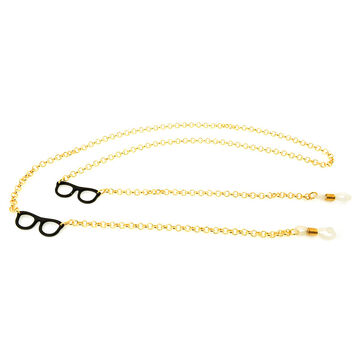 Foster Grant Chain - Gold/Black - 10401638.CG