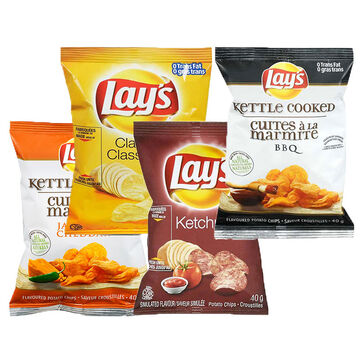 Lays Classic Potato Chips - 40g