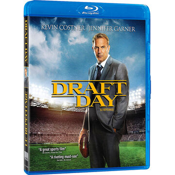 Draft Day - Blu-ray