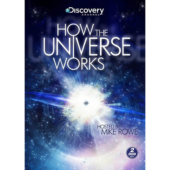 How The Universe Works - DVD
