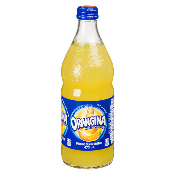 Orangina Sparkling Orange - 473ml