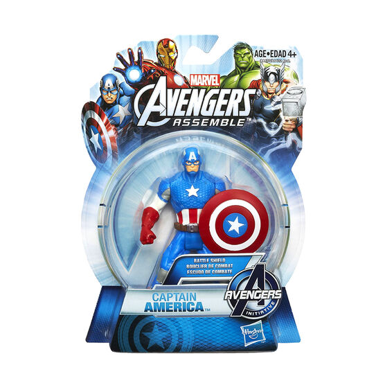 AVENGERS ALL STAR FIG       ASSORTED