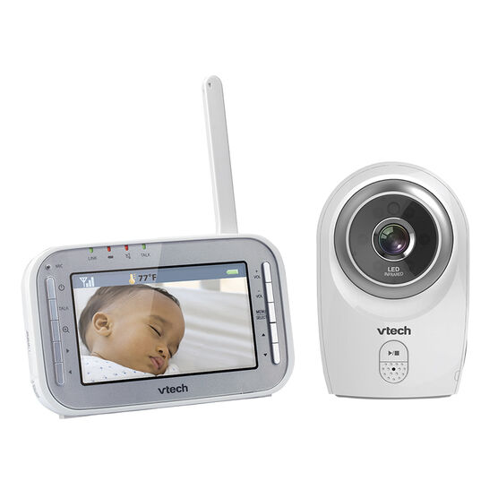 VTech Safe & Sound Digital Video Baby Monitor - VM341