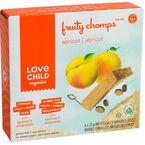 Love Child Organics Fruity Chomps - Apricot - 6 x 23g