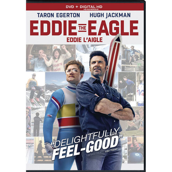 Eddie The Eagle - DVD