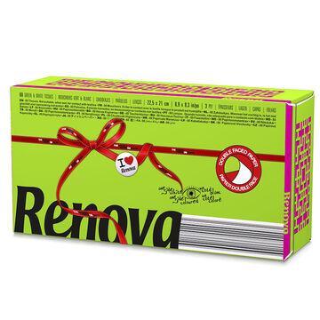Renova Tissues Green - 80's