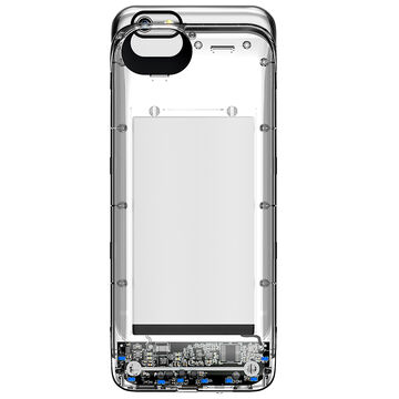 Boostcase Case with Battery for iPhone 6 - Clear - BCBCH2700IPHCLR