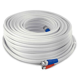 Swann 15m Fire Rated Cable - White - SWPRO-15MTVF-GL