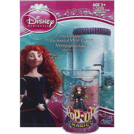 Disney Princess Pop-up Magic Enchanted Mini Game - Assorted