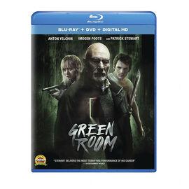 Green Room - Blu-ray Combo